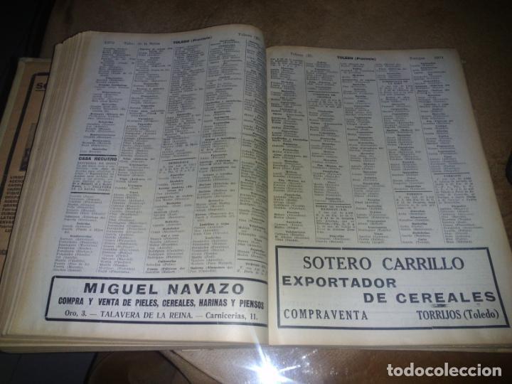 Libros antiguos: Interesante Libro tipo guía de negocios del año 1927, ver fotos - Foto 13 - 136742238