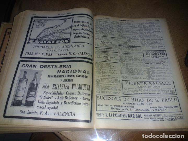 Libros antiguos: Interesante Libro tipo guía de negocios del año 1927, ver fotos - Foto 15 - 136742238