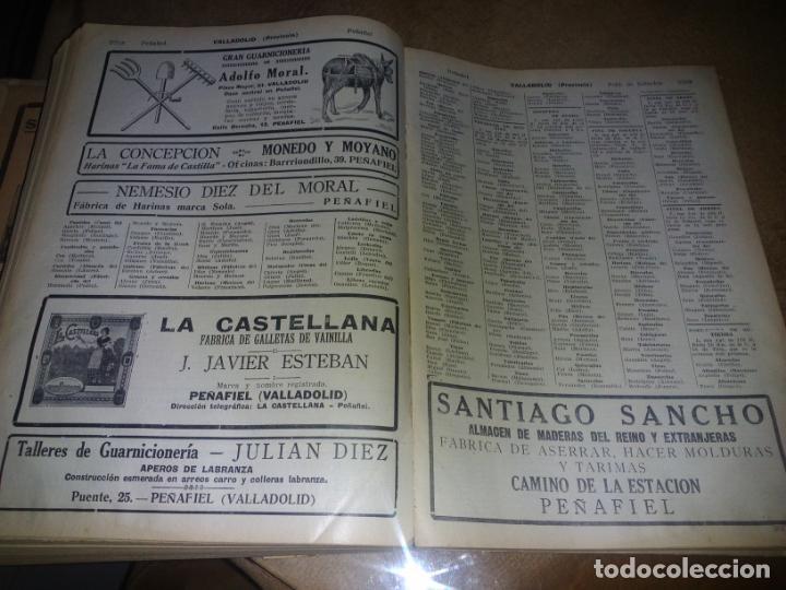 Libros antiguos: Interesante Libro tipo guía de negocios del año 1927, ver fotos - Foto 16 - 136742238