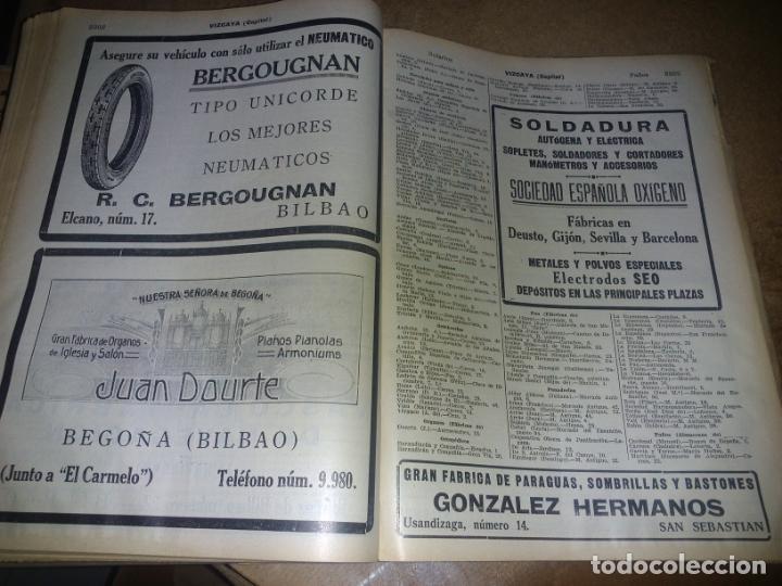 Libros antiguos: Interesante Libro tipo guía de negocios del año 1927, ver fotos - Foto 17 - 136742238