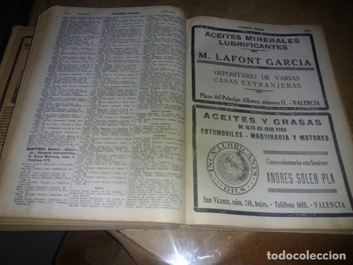 Libros antiguos: Interesante Libro tipo guía de negocios del año 1927, ver fotos - Foto 19 - 136742238