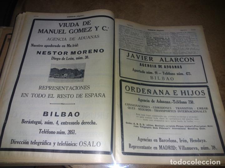 Libros antiguos: Interesante Libro tipo guía de negocios del año 1927, ver fotos - Foto 21 - 136742238