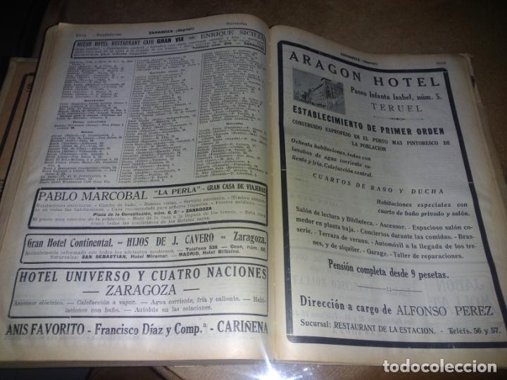 Libros antiguos: Interesante Libro tipo guía de negocios del año 1927, ver fotos - Foto 22 - 136742238