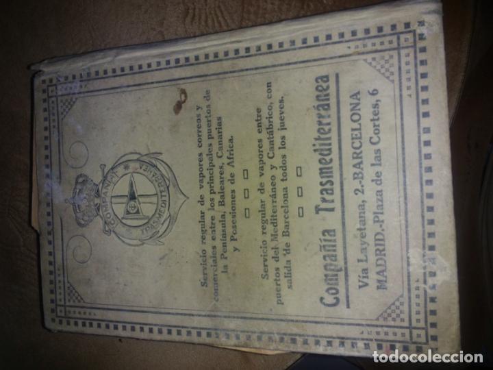 Libros antiguos: Interesante Libro tipo guía de negocios del año 1927, ver fotos - Foto 23 - 136742238
