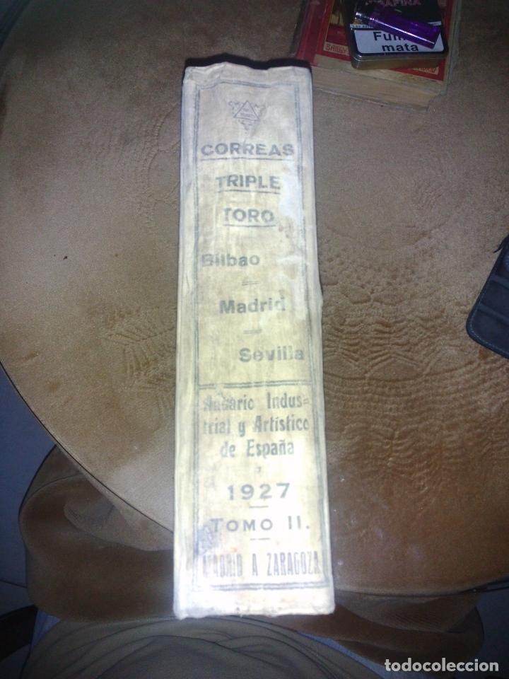 Libros antiguos: Interesante Libro tipo guía de negocios del año 1927, ver fotos - Foto 24 - 136742238
