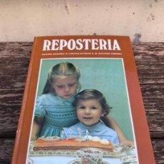 Libros antiguos: REPOSTERIA, AÑO 80. Lote 136761158