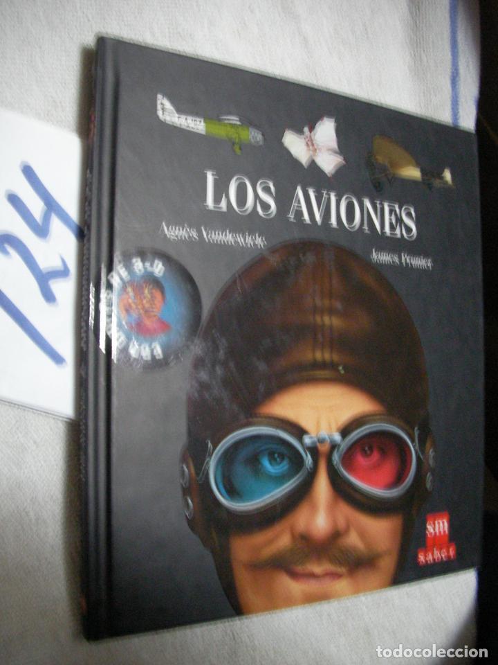 LOS AVIONES (CON GAFAS EN 3D) segunda mano