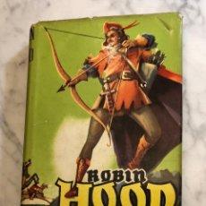 Alte Bücher - Coleccion Juvenil Cadete -Nº 43. ROBIN HOOD(13€) - 137216322