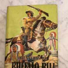 Libros antiguos: COLECCION JUVENIL CADETE -Nº 51. BUFFALO BILL. (13€). Lote 137216734