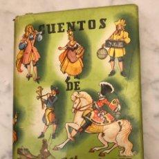 Libros antiguos: COLECCION JUVENIL CADETE-105.-CUENTOS DE ANDERSEN(13€). Lote 137224458