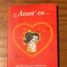 Libros antiguos: AMOR ES -NOGUER-(9€/UND)-8TOMOS(72€)---------3-(9€). Lote 137246514