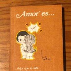 Libros antiguos: AMOR ES -NOGUER-(9€/UND)-8TOMOS(72€)---------7-(9€). Lote 137246746