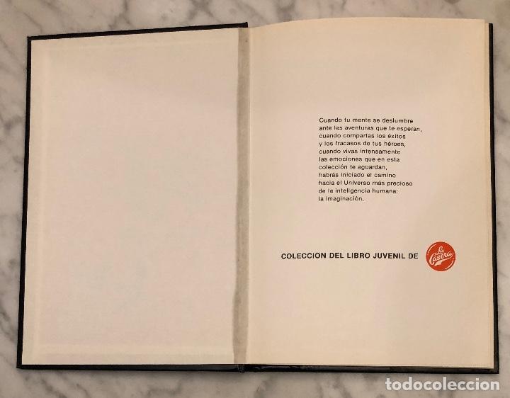 Libros antiguos: LIBROS DE AVENTURAS 6--TOMO2-la isla misteriosa-JulioVerne(8€) - Foto 2 - 137248658