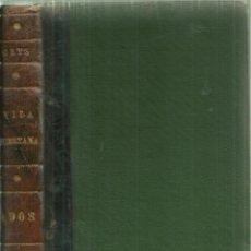 Libros antiguos: 398.- MURCIA - VIDA HUERTANA ARTICULOS DE COSTUMBRES DE LA VEGA MURCIANA -LUIS ORTS- MURCIA 1908. Lote 137288646