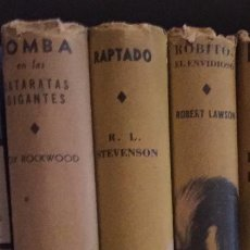 Alte Bücher - Coleccion Robin Hood 8 (4+4)(11€Und)(88€)-3TOMOS-ACME SA EN FORMACION(33€) - 137323938