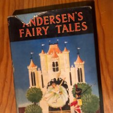 Libros antiguos: EN INGLES-THE ROYAL SERIES-WARD,LOCK-2VOL(9€/UND)(18€)-ANDERSEN´S FAIRY TALES (9€). Lote 137354214