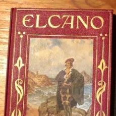 Libros antiguos: LOS GRANDES HECHOS DE LOS GRANDES HOMBRES-ELCANO-Nº4(15€). Lote 137354982