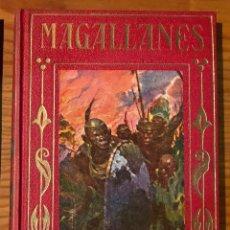 Libros antiguos: LOS GRANDES HECHOS DE LOS GRANDES HOMBRES-MAGALLANES-Nº7(15€). Lote 137355090