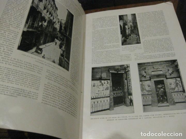 Libros antiguos: Historal orfeo català , b motiu delXXV aniversari de sa fundació 1916 fotografias historia - Foto 4 - 137365458