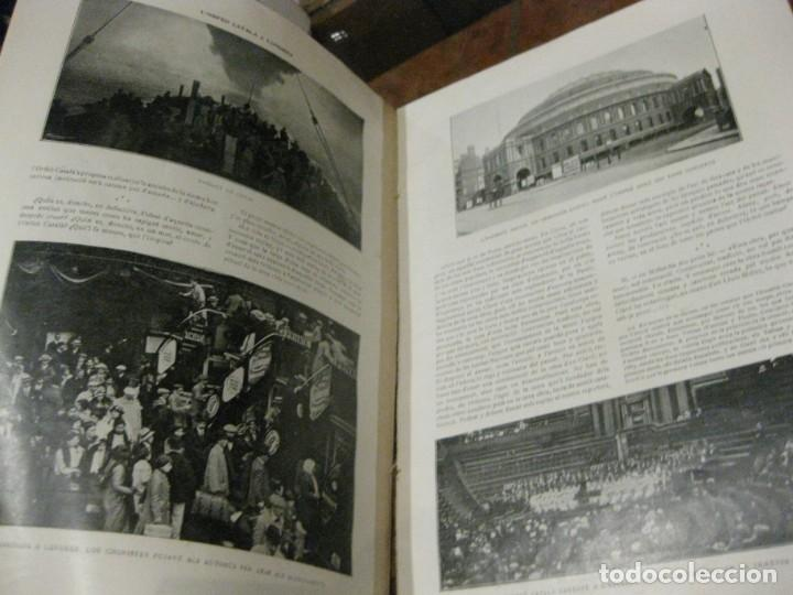 Libros antiguos: Historal orfeo català , b motiu delXXV aniversari de sa fundació 1916 fotografias historia - Foto 6 - 137365458