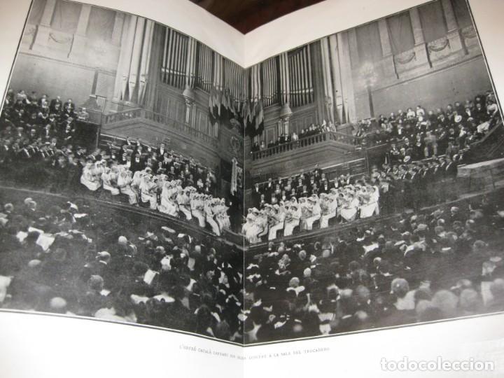Libros antiguos: Historal orfeo català , b motiu delXXV aniversari de sa fundació 1916 fotografias historia - Foto 7 - 137365458