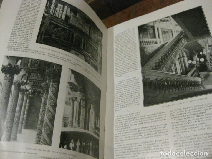 Libros antiguos: Historal orfeo català , b motiu delXXV aniversari de sa fundació 1916 fotografias historia - Foto 9 - 137365458