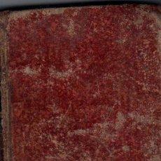 Libros antiguos: FABLÉS DE LA FONTAINE. DE LA VIÉ D´ÉSOPE. NOUVELLE EDITION. 1846.. Lote 137406478