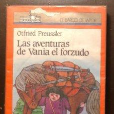 Alte Bücher - EL BARCO DE VAPOR-1Las aventuras de Vania el forzudo(6€) - 137435346