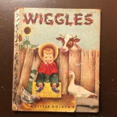 Alte Bücher - EN INGLES--A LITTLE GOLDEN BOOK-4 CUENTOS EN INGLES-4WIGGLES(7€) - 137437262