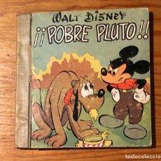 Alte Bücher - WALT DISNEY-Pobre Pluto-Walt Disney(9€) - 137445858