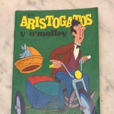 Libros antiguos: COLECCION MIS PEQUEÑOS AMIGOS-3 DE WALT DISNEY-- LOS ARISTOGATOSYO´MALLEY-1976-WALT DISNEY(9€). Lote 137446202