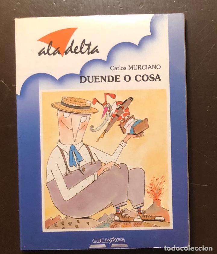 ALA DELTA-EDELVIVES-Nº103-DUENDE O COSA(9€) (Libros Antiguos, Raros y Curiosos - Literatura Infantil y Juvenil - Otros)