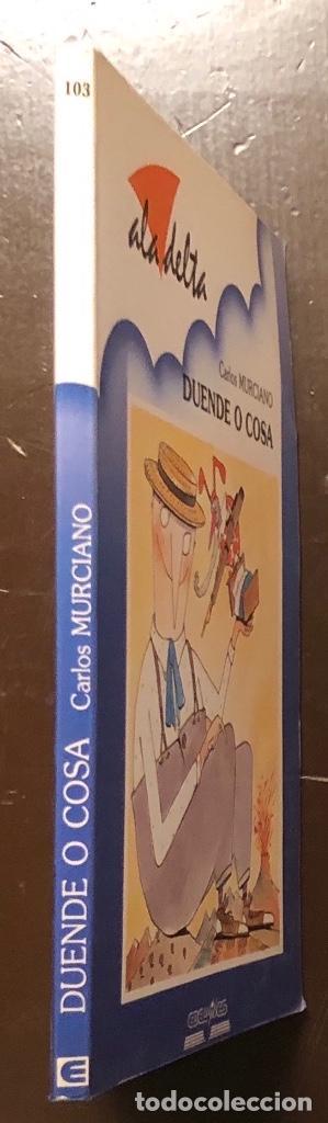 Libros antiguos: ALA DELTA-EDELVIVES-Nº103-DUENDE O COSA(9€) - Foto 4 - 137447590