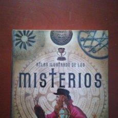 Libros antiguos: ATLAS ILUSTRADO DE LOS MISTERIOS - SUSAETA. Lote 137509890