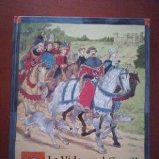 Libros antiguos: LA VIDA EN EL CASTILLO - DIARIO DE GUILLERMO BURGO, PAJE EDITORIAL PARRAMON. Lote 137510294