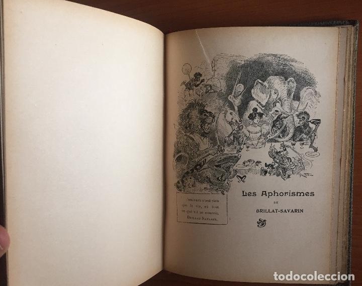 Libros antiguos: COCINA CUISINE- L´ART DU BIEN MANGER- VINS- EDMON RICHARDIN- PARIS 1.913- MAS DE 2.000 RECETAS - Foto 7 - 137533754