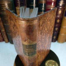 Libros antiguos: EL GABÁN Y LA CHAQUETA POR DON ANTONIO DE TRUEBA - TOMOS 1 Y 2 - MADRID - EL COSMOS EDITORIAL - 1884. Lote 137542074