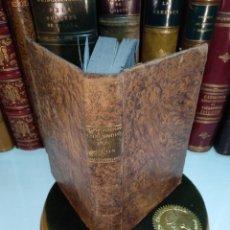 Libros antiguos: COMPENDIO DE LA OBRA JUZGADOS MILITARES DE COLON - DON MANUEL MARÍA NERVAS - MADRID - 1838 -. Lote 137542626