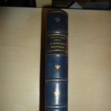 Libros antiguos: EL PRINCIPADO DE ASTURIAS. JUAN PÉREZ DE GUZMÁN. 1880. DEDICATORIA A FERNÁNDEZ DURO. Lote 137567510