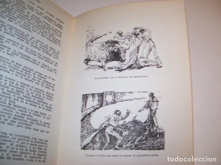 Libros antiguos: ENCICLOPEDIA TAURINA!!! POR J. SILVA ARAMBURU * PEPE ALEGRÍAS*LEER DESCRIPCIÓN!!! - Foto 5 - 137568126