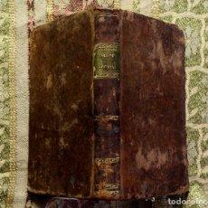 Libros antiguos: LÓGICA Y ARTE DE BIEN HABLAR · PABLO BALLOT · FILOSOFÍA · 1815 H.. Lote 137630782
