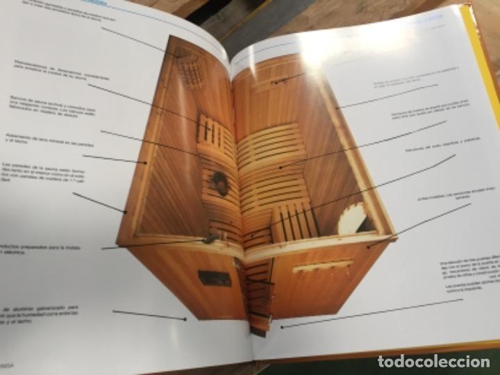 Libros antiguos: Enciclopedia de la construcción, 8 tomos - Foto 3 - 137776390