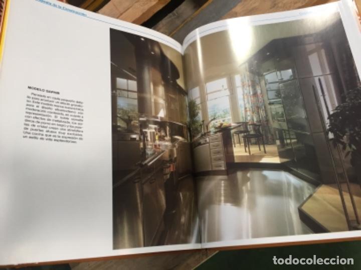 Libros antiguos: Enciclopedia de la construcción, 8 tomos - Foto 4 - 137776390
