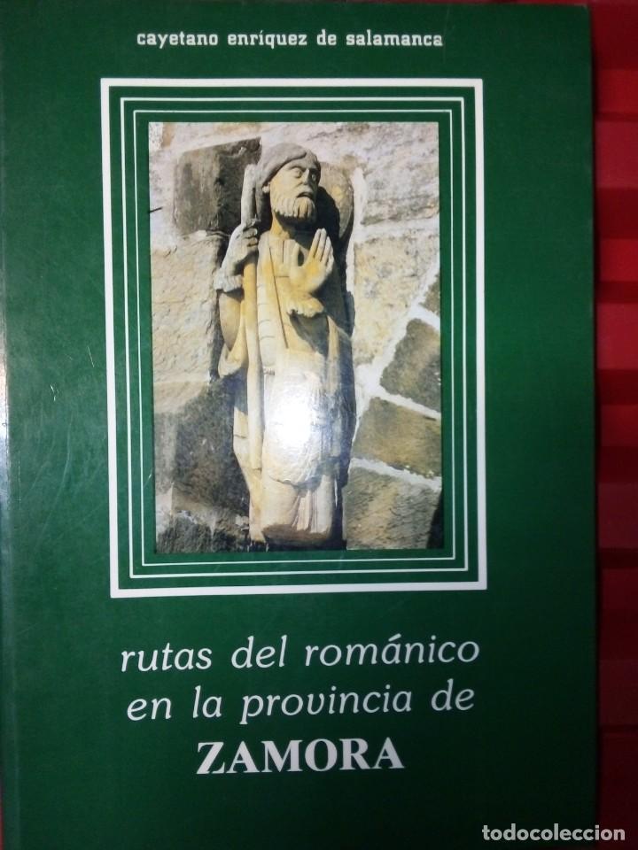 LIBROS RELACIONADOS CON ZAMORA (Libros Antiguos, Raros y Curiosos - Historia - Otros)