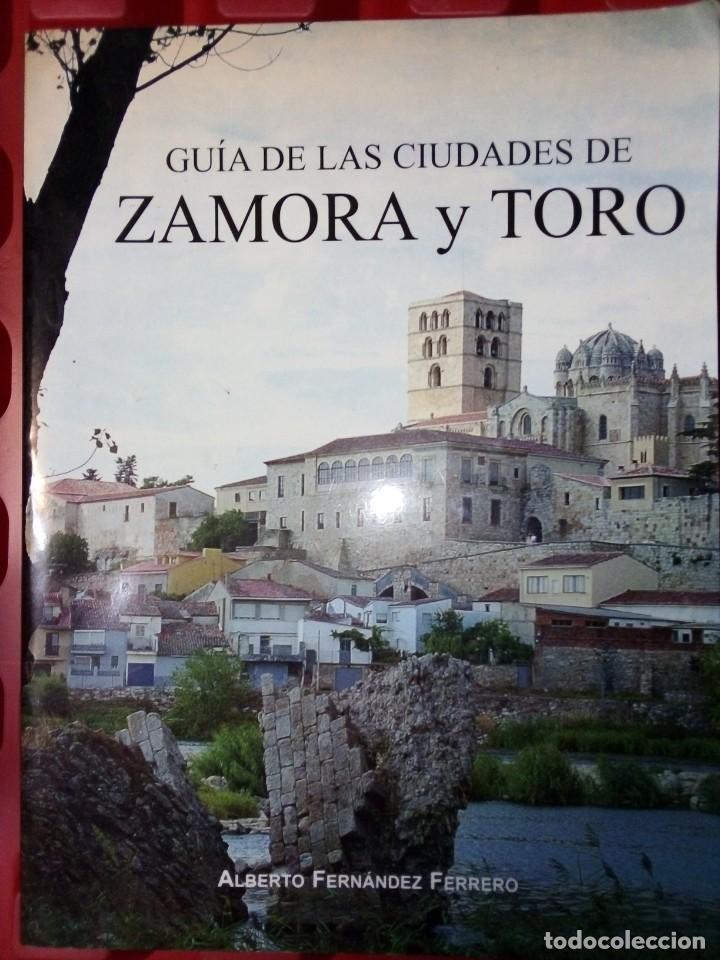Libros antiguos: Libros relacionados con zamora - Foto 3 - 137834746