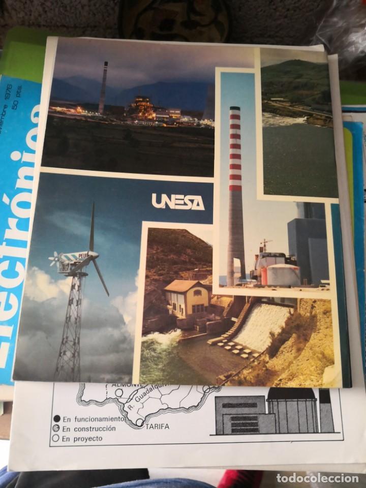 Libros antiguos: La electricidad en España. Preguntas y respuestas - Foto 2 - 137878978