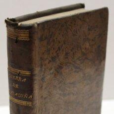 Libros antiguos: HISTORIA DE LOS MOVIMIENTOS, SEPARACIÓN Y GUERRA DE CATALUÑA..MELO, FRANCISCO MANUEL DE. 1808.. Lote 123216971