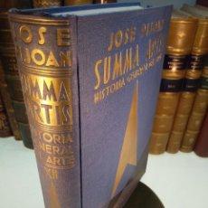 Libros antiguos: SUMMA ARTIS - ARTE ISLÁMICO - VOL. XII - JOSÉ PIJOÁN - 1960 -3ª EDICIÓN -. Lote 138015858