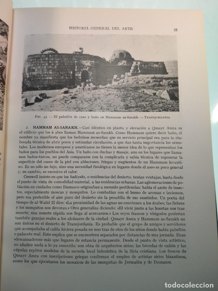 Libros antiguos: SUMMA ARTIS - ARTE ISLÁMICO - VOL. XII - JOSÉ PIJOÁN - 1960 -3ª EDICIÓN - - Foto 4 - 138015858