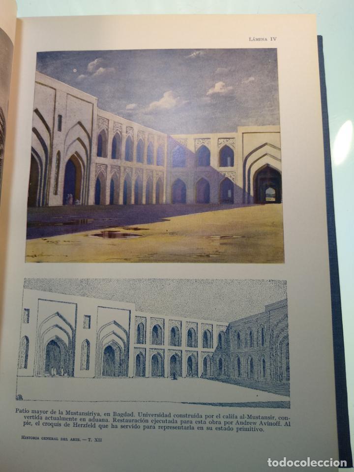 Libros antiguos: SUMMA ARTIS - ARTE ISLÁMICO - VOL. XII - JOSÉ PIJOÁN - 1960 -3ª EDICIÓN - - Foto 5 - 138015858